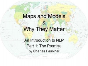 Maps and Models Slideshow